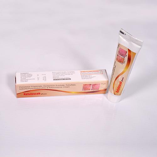 Ketelescab Cream