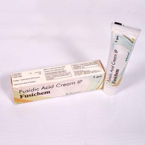 Fusidic AcidCream