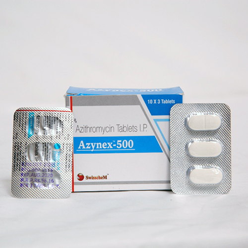 Azynex 500 tab