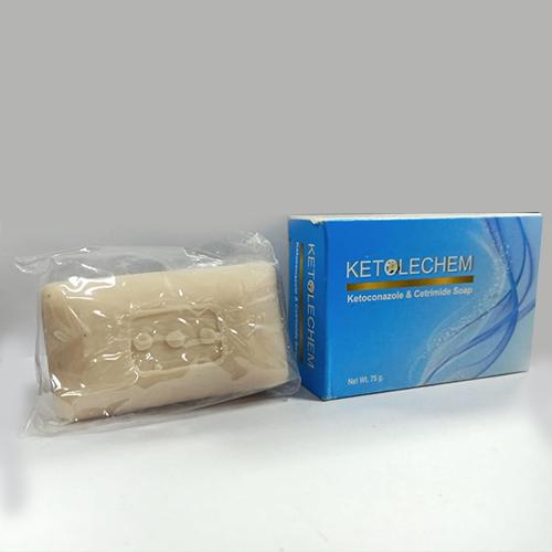 Ketolechem Soap