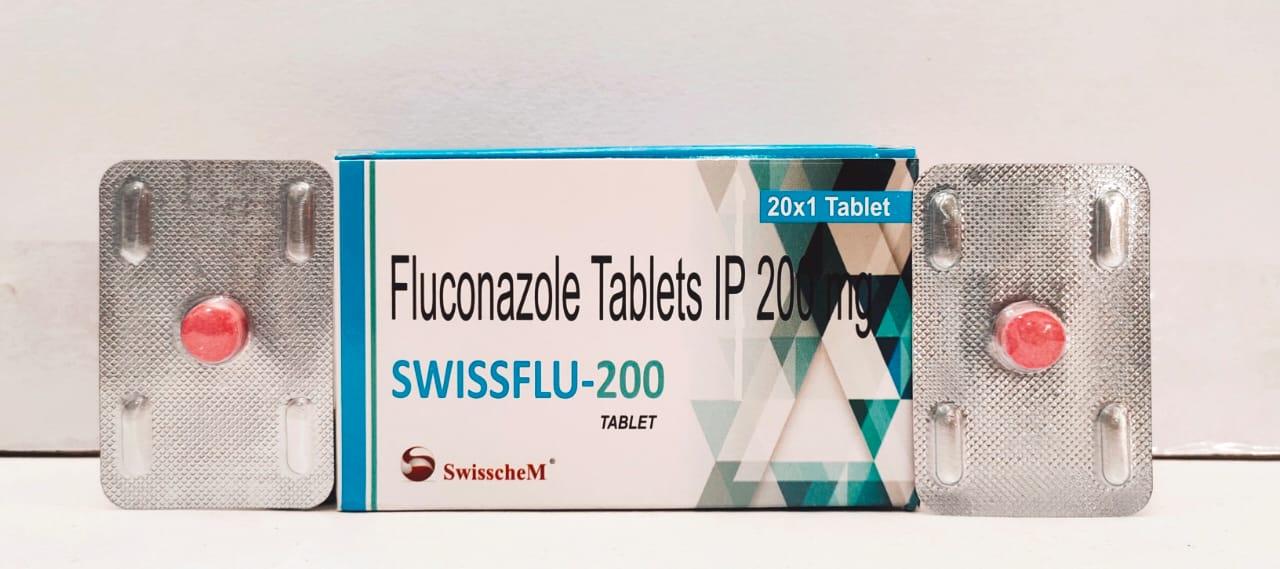 Swissflu-200 Tablets